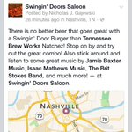 @TNBrewWorks #natchez #craftbeer #food #nashville #livemusic #music #beer #lunch #dinner http://t.co/E43nFNEZuA