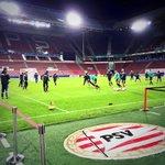 RT @PSV: De training van Panathinaikos in het @PhilipsStadion #psvpan #psv @EuropaLeague http://t.co/Gd8cXqoO2a