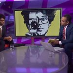 Watch Richard Ayoade and Krishnan Guru-Murthy in one of the greatest interviews ever conducted http://t.co/FIHaTewsTE http://t.co/zFzrQsMAq3