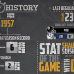RT @steelers: Take a look at the history between the Steelers and Colts... READ: http://t.co/30TrFpu0L9 http://t.co/yFjiEVUrA3