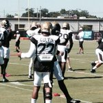 RT @Jaguars: Look whos practicing today. http://t.co/mrJ6krD135