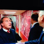 RT @TheBettingBar: Brendan Rodgers welcomes Carlo Ancelotti to Anfield. http://t.co/8n6QzD4pvj