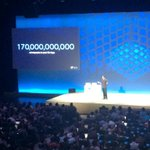 In last 30 days @twitters MoPub served 170 billion ads, almost 1 for every person on earth each day #twitterflight http://t.co/Fqf0Zjvtnr