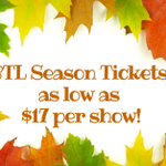 RT @BroadwayHsv: Want to see ALL our shows for ONLY $17 per show? http://t.co/HbB3Jcqu5l #theater #Huntsville http://t.co/SjxZ5z5vx1