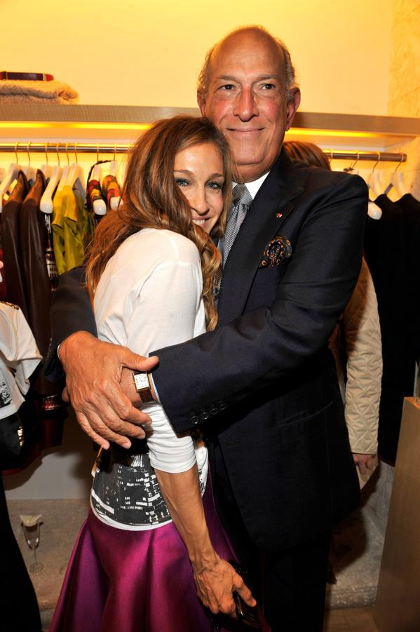 Sarah Jessica Parker writes a heartfelt tribute to the late Oscar de la Renta:
