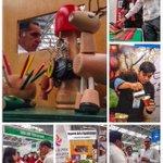 RT @GabinoCue: Es un gusto ver y apoyar de manera integral a las #MiPyMES de los #jóvenes, a través de #ExpoPyME #Oaxaca 2014 ...1/2 http://t.co/55Kg98bBWI