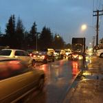 RT @KIRO7Seattle: Send us your photos of Mother Nature in #seattle. Rain, traffic, fun in the storm, etc. http://t.co/UFHsL6bLsE