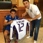 RT @erickcarvajal12: @relymp Golazo de un Catracho súper humilde Najar vamos catrachos http://t.co/0d1J9NuRGV