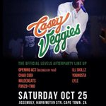 """""""@CaseyVeggies: Young Veggies Live in Cape Town OCT 25 #SouthAfrica http://t.co/BbrsYX0cJE"""" !!"""
