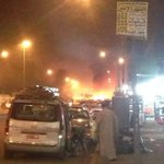 Sadr City car bombing now. #Baghdad #Iraq http://t.co/FPBxYO8lt7