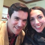RT @edenriegel: Set selfie just cause were cute. And so I can use selfie in a sentence. #soooWithIt #ISRA88 @Sean_M_Maher http://t.co/gS9url0G7q