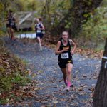 Delone Catholics Kate Mowery leads the pack in girls D3 A xc championship race http://t.co/GtYit6sM06