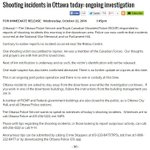 RT @HuffPostCanada: .@OttawaPolice statement on todays shooting http://t.co/F9QzEPJJUm http://t.co/4VjUFyVjVi