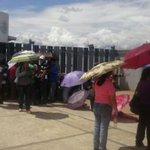 RT @noticiasnetmx: @SECCIONXXII bloquea acceso a la #PGR http://t.co/0LLLanFSeN http://t.co/TVq9HxFSVC