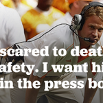 Awww. RT @CBSSports Lane Kiffin returns to UT this weekend. His mom is terrified about it. http://t.co/NiaL74pkgS http://t.co/1bqghX1It5