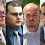 Despite cover-up, 4 Blackwater contractors finally convicted for 2007 killing of 17 in #Iraq. http://t.co/YRMlHE4hVL http://t.co/Jq7FKol0RK