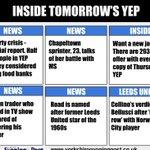 RT @LeedsNews: Here are the news bills for Fridays @LeedsNews #leeds #tomorrowspaperstoday http://t.co/odPdN47hgi