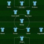 Si juntaramos los mejores jugadores del Celta y del Coruña, quedaría este equipo, ¡impresionante! http://t.co/nb9Gxe84WB