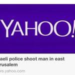 RT @SteveMiller202: PLEASE RT Terrorist mows people down, kills baby. Police shot terrorist. @YahooNews headline: http://t.co/cP6TmTLXNi h/t @michaeldickson