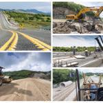 Las carreteras a #Oaxaca-Costa y #Oaxaca-Istmo, serán una realidad para traslado de turistas, bienes y servicios. http://t.co/soIRXlwg1Y