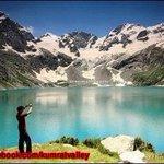 RT @EngrSyedimran: @FarhanKVirk Awesome view of Katooray Lake Jehaz Banda Dir Upper Pak.t #TourismForPakistan #TourismForPakistan http://t.co/d7rKPU7CrH
