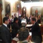 RT @periodicoam: #lFOTOAM Martín Ortiz es depedido entre aplausos http://t.co/SlcCShtV1E