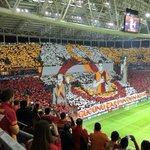 RT @demarkesports: Galatasaray taraftarının yaptığı koreografi: Gücünü tarihinden al! http://t.co/STrf6ujJW2