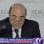 RT @Foro_TV: #ENVIVO Murillo: se tiene acreditado el modo de operar de los policías de Iguala y Cocula http://t.co/9TLckAAq3G http://t.co/Vf04aRtJA1