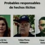 RT @EjeCentral: en vivo | Busca PGR a estas tres personas, además del exedil y su esposa, por desaparición de normalistas http://t.co/awnj1c8S3M
