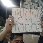 Ahora Plaça Catalunya #Barcelona apoyo estudiantes desaparecidos #Mexico #AyotzinapaSomosTodos #TodosSomosAyotzinapa http://t.co/BR49fMGq3N