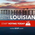 Polls are open. Be sure youre an early voter in #Louisiana. http://t.co/ZNAuE4A74c Act now. #LASen http://t.co/R7M2l7bNnh