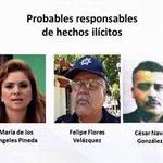 En estos momentos, la PGR informa sobre los avances en las investigaciones de #Iguala. Los probables responsables http://t.co/G0c3Afx4Cm