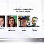 RT @lacronicadehoy: Alcalde de Iguala y su esposa entre responsables de caso Iguala: PGR http://t.co/IdAWDIXjKR http://t.co/S4cPPFcreo