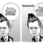 RT @lajornadaonline: Moneros: Peñanietés-Español - @MoneroHernandez http://t.co/lasv4NbYbf http://t.co/7Euvnk5xGg