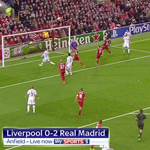 GOAL! Liverpool 0 – 2 Real Madrid (Benzema) http://t.co/QkGFftrQ7Z #SkyCL http://t.co/KnSESUQKEr