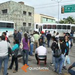 En fotos: Bloquea @SECCIONXXII del SNTE crucero del estadio de béisbol http://t.co/1NSWMLz7hN #Oaxaca http://t.co/he6Bb8ydqS
