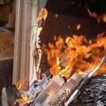 #Fotogalería Incendian Palacio Municipal de #Iguala http://t.co/aYheHv9FSg