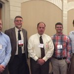 RT @NWSSPC: SPC is well represented at #nwas14. @Bill_Line, @GCarbin, Bill Bunting, @mattmosier & @ScienzaPiccola in attendance. http://t.co/7AaeDPljEt