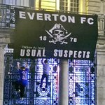 RT @GregOK: Little Toffees climbing up a gate near main square in Lille #EFC http://t.co/J6eHhYBSwv