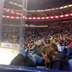 Great crowd for @OHLHockey at @FirstNiagaraCtr & theyre being treated to an entertaining game. #buffalo http://t.co/uof8HSnSP7