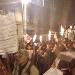 La marcha #UnaLuzPorAyotzinapa ya está sobre 5 de mayo. http://t.co/ISQAj6FNMM