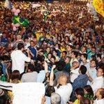 RT @mjuniordotimao: de agora pouco ato pró aécio em RECIFE #Aecio45PeloBrasil http://t.co/nNSKhoLHSk
