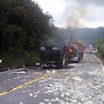 RT @elcomerciocom: [Actualización] Una persona fallecida y dos detenidas tras asalto a blindado » http://t.co/15xLqbg6k1 http://t.co/wgtrp5j5VB