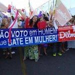 #NÃO vamos votar em uma pessoa que bate em mulher. É #13rasilTodoComDilma. http://t.co/fecpKKPQMk