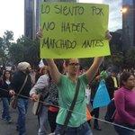 """RT @VladimirChorny1: """"Lo siento por no haber marchado antes"""" #AccionGlobalAyotzinapa #EPNBringThemBack Esto lo dice TODO Vía @masde131 http://t.co/wMfjxlijjP"""