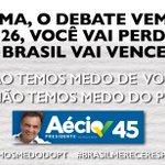 #NãoTemosMedoDoPT #MudaBrasil @AecioNeves @psdbba @Rede45 @LuanaPiovaniTV @PSDB_SP @PSDBParana @Roxmo @lobaoeletrico http://t.co/FFv1zEfwrX