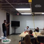 RT @mosimmons: @msitarzewski giving us some good thoughts on MVP @TreeHouseTX. #Dallas #Startups http://t.co/cwSvltHQA1
