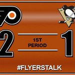 RT @CSNPhilly: Pierre-Édouard Bellemares 1st career NHL goal puts the #Flyers ahead! http://t.co/sv6caNVwam