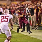 ASU is one of 5 teams in the country averaging 320+ yards passing and 190+ yards rushing #FearTheFork http://t.co/5jUZTp62BS