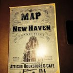 RT @mjpisci: Here is a great new #NHV gift: the Downtown map available at and published by Atticus Books in New Haven- #shoplocal http://t.co/izQZJdUXSz